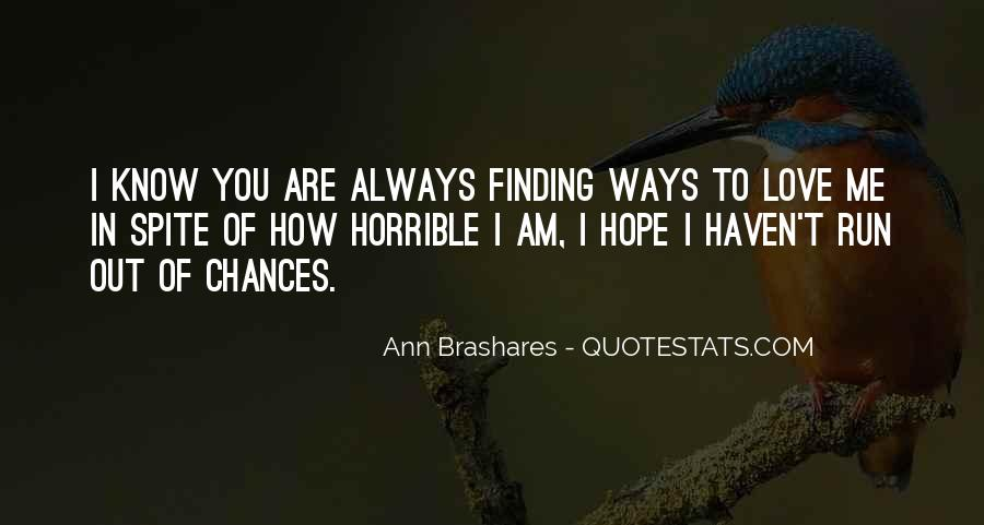 Quotes About Always Finding Each Other #78671