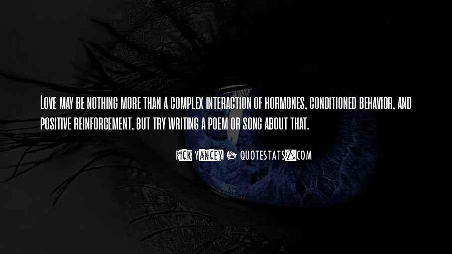 Quotes About Being Conditioned #163026