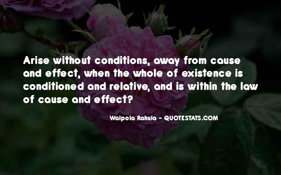 Quotes About Being Conditioned #29516