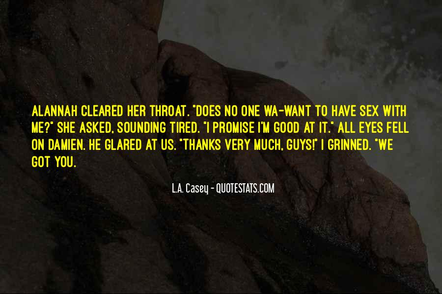 Quotes About No Good Guys #1481426