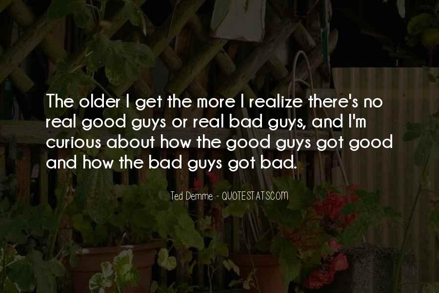 Quotes About No Good Guys #840649