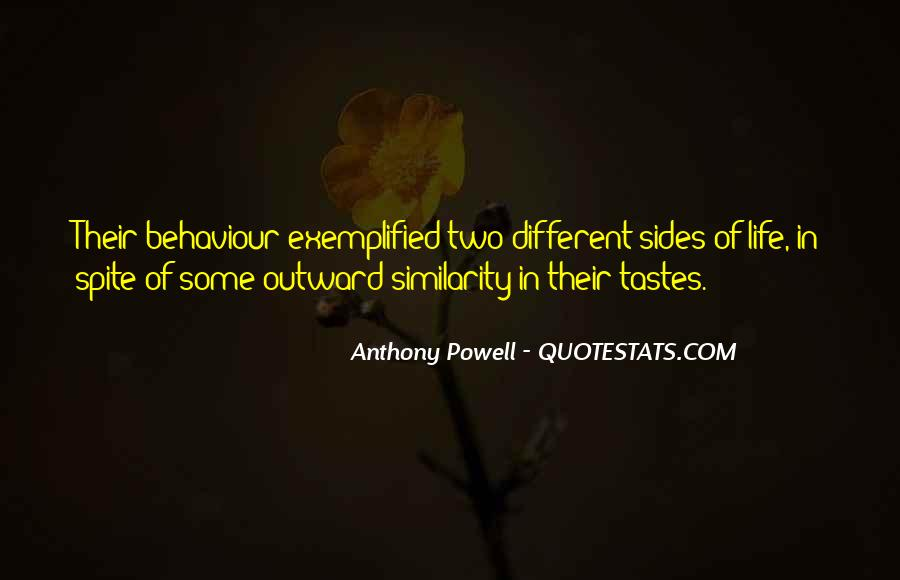 Quotes About Different Tastes #1324980