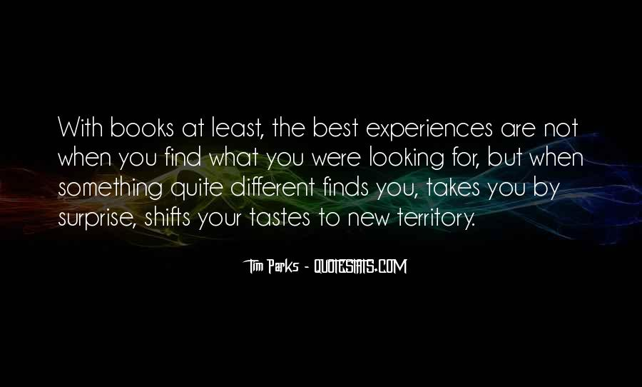 Quotes About Different Tastes #258467