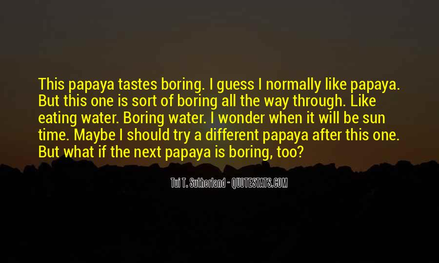 Quotes About Different Tastes #342516