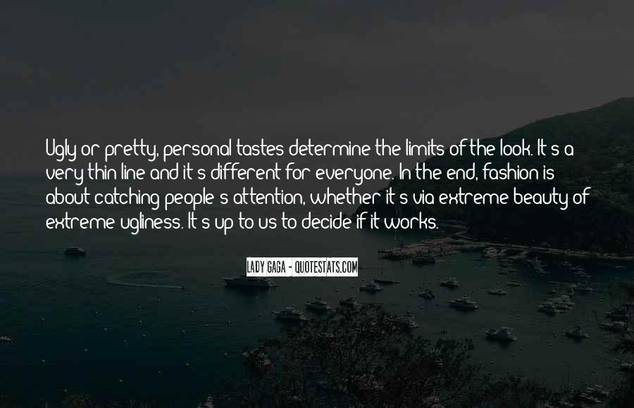 Quotes About Different Tastes #432025