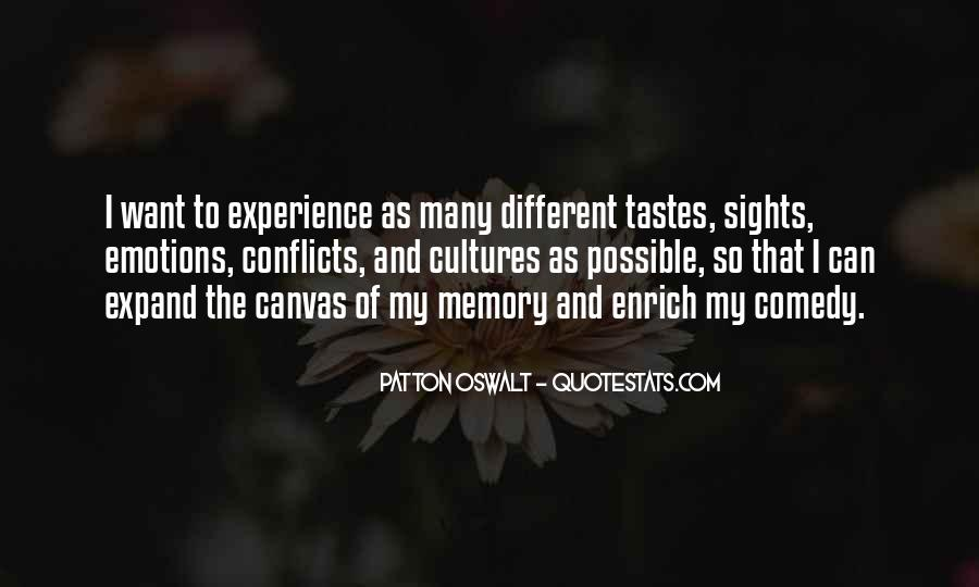 Quotes About Different Tastes #489973