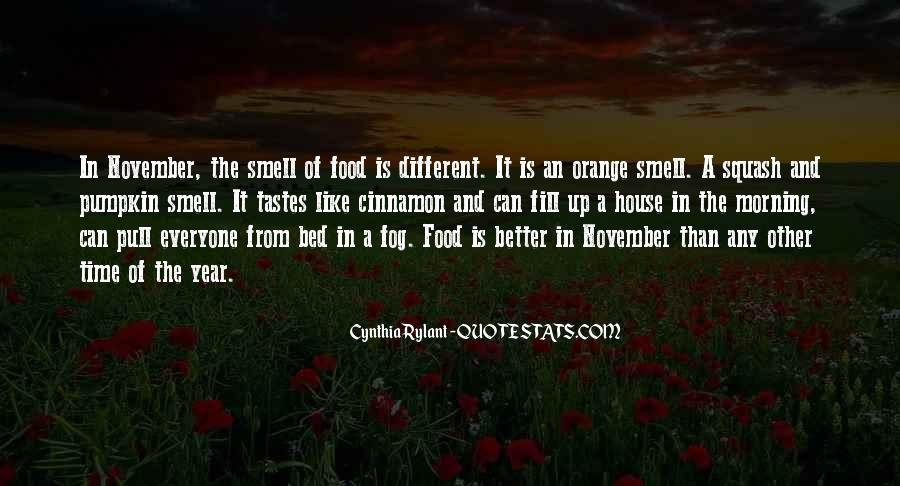 Quotes About Different Tastes #750205