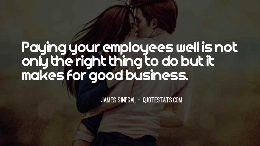 Quotes About Paying Employees #449627