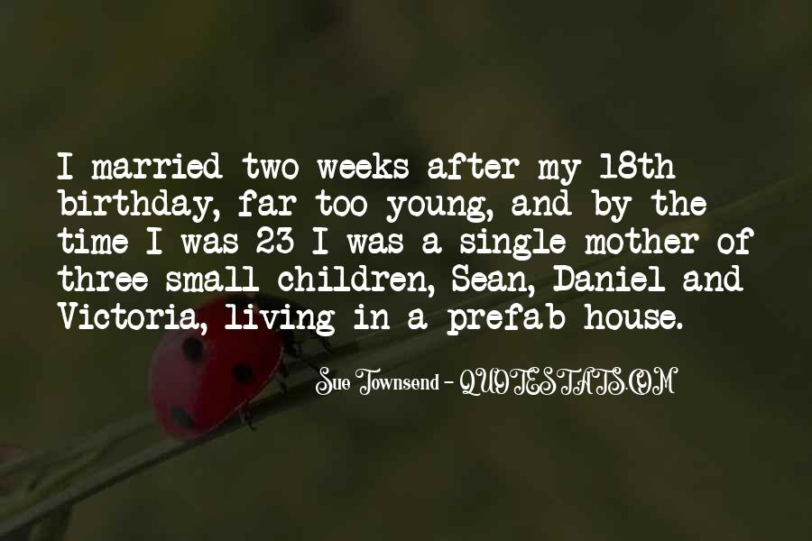 Quotes About My Mother Birthday #1398077
