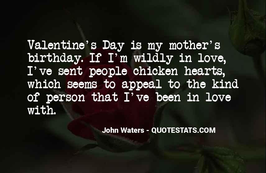 Quotes About My Mother Birthday #1488397