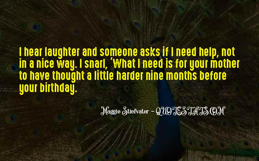 Quotes About My Mother Birthday #301354