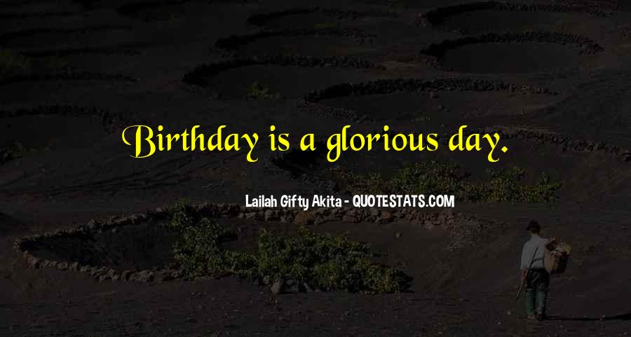 Quotes About My Mother Birthday #495240