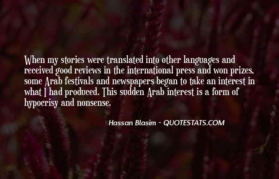 Quotes About Arab #13975