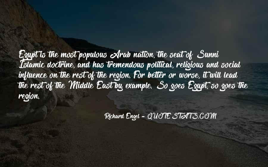 Quotes About Arab #156767
