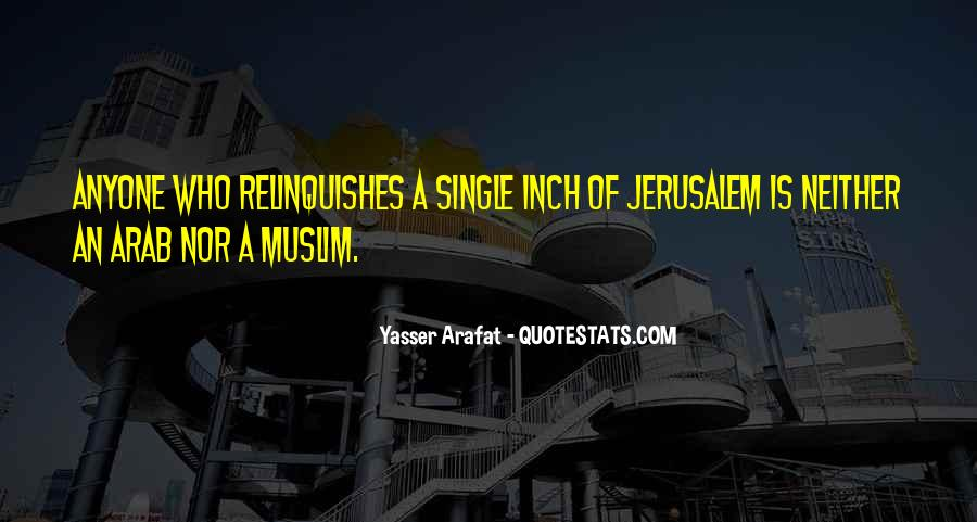 Quotes About Arab #214884