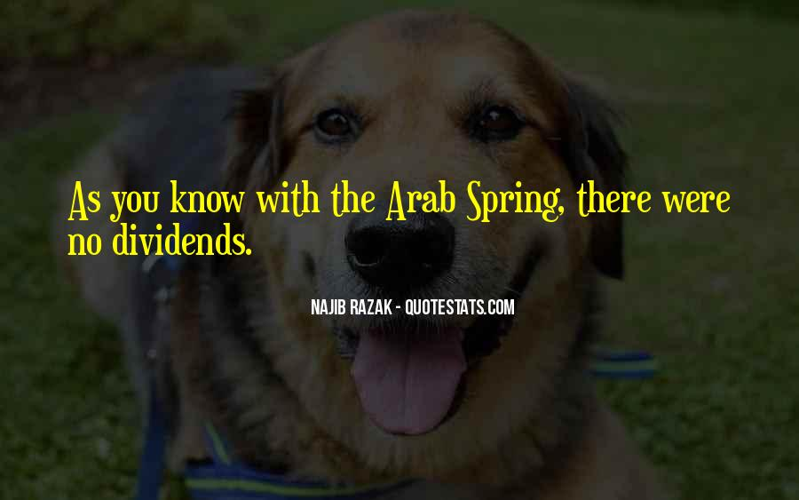 Quotes About Arab #227740