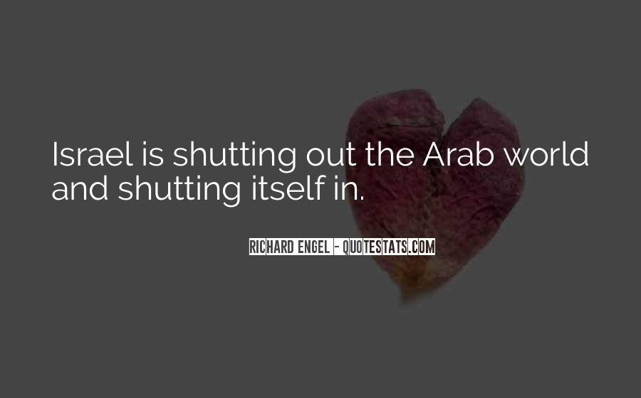 Quotes About Arab #230045