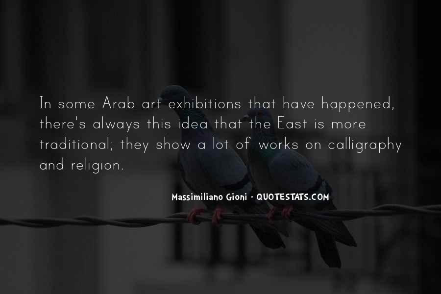 Quotes About Arab #2337