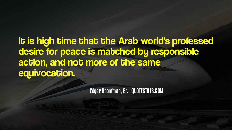 Quotes About Arab #258882