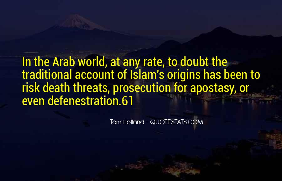 Quotes About Arab #48242