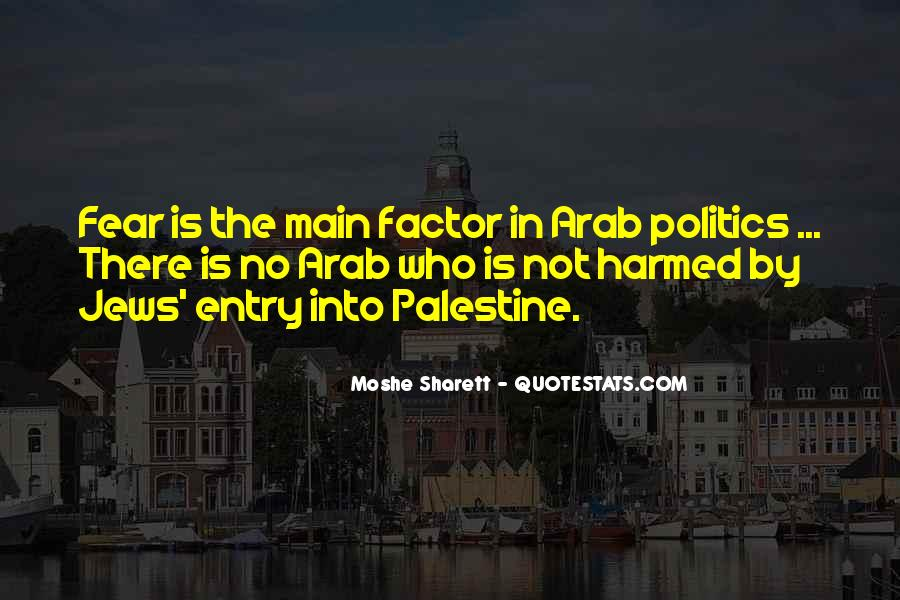 Quotes About Arab #490