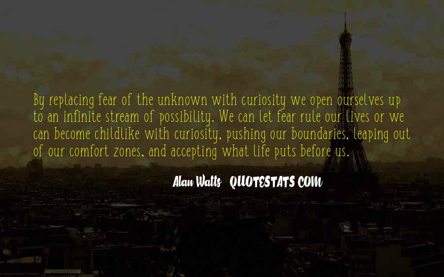 Quotes About Childlike Curiosity #1806058
