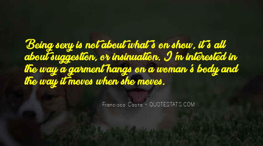 Quotes About Insinuation #1015584