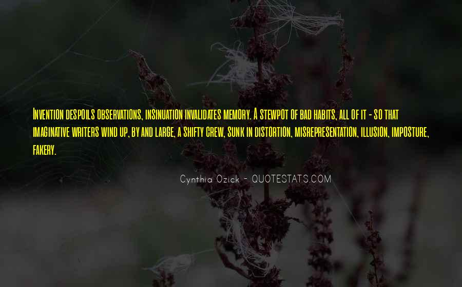 Quotes About Insinuation #203634