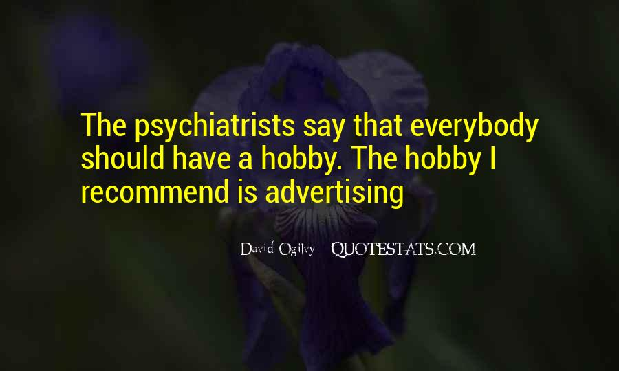 Quotes About Psychiatrists #1167041