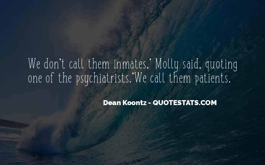 Quotes About Psychiatrists #1641766