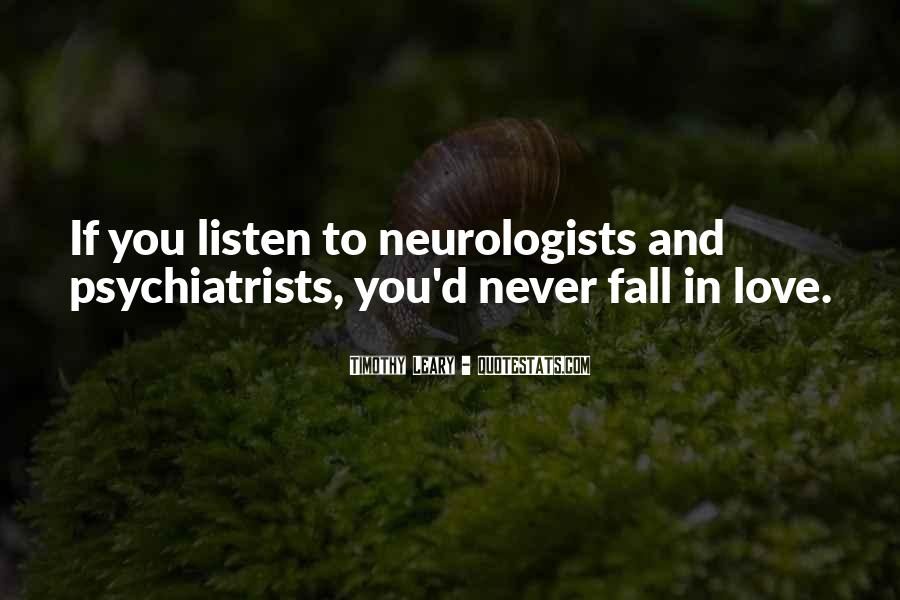 Quotes About Psychiatrists #1687084