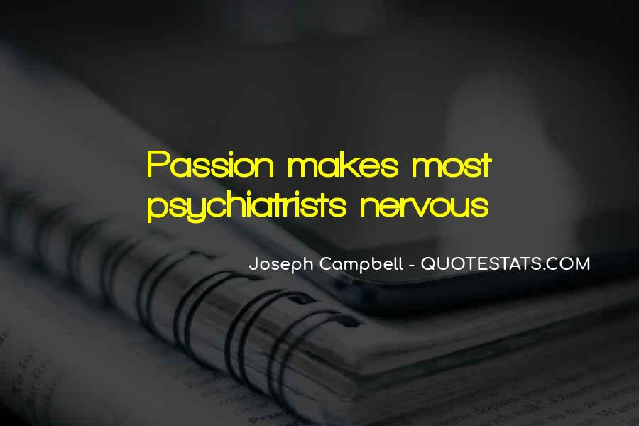 Quotes About Psychiatrists #1745537