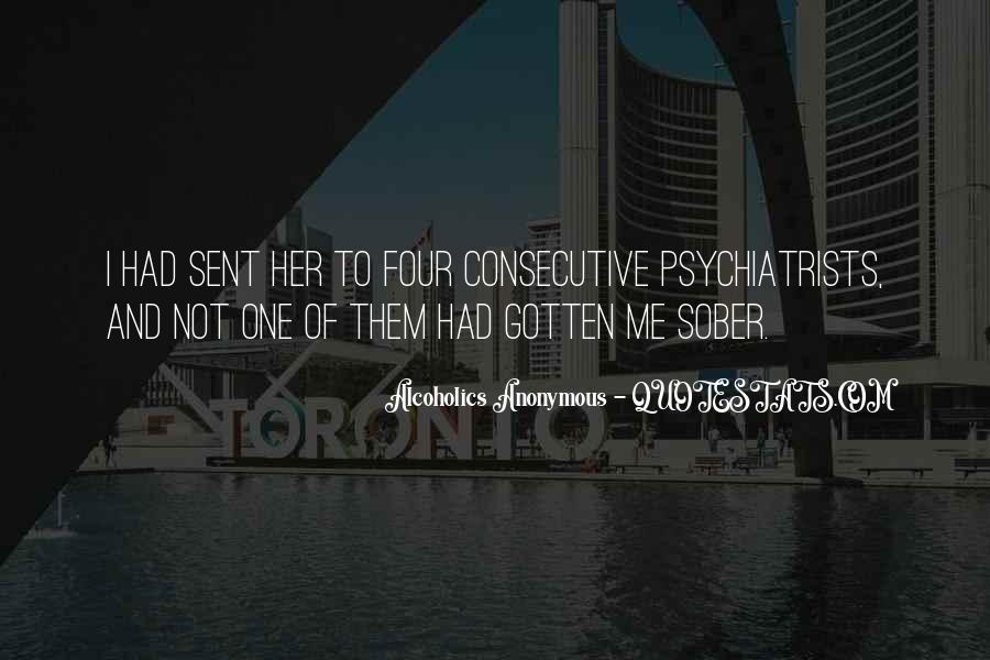 Quotes About Psychiatrists #1754140