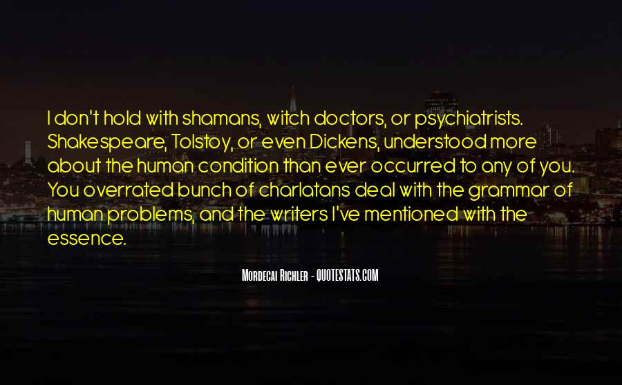 Quotes About Psychiatrists #1763933