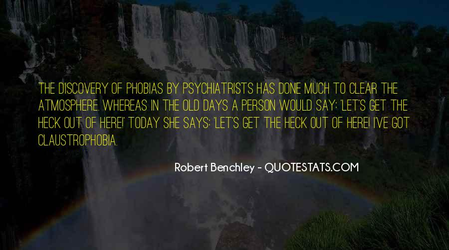 Quotes About Psychiatrists #347425