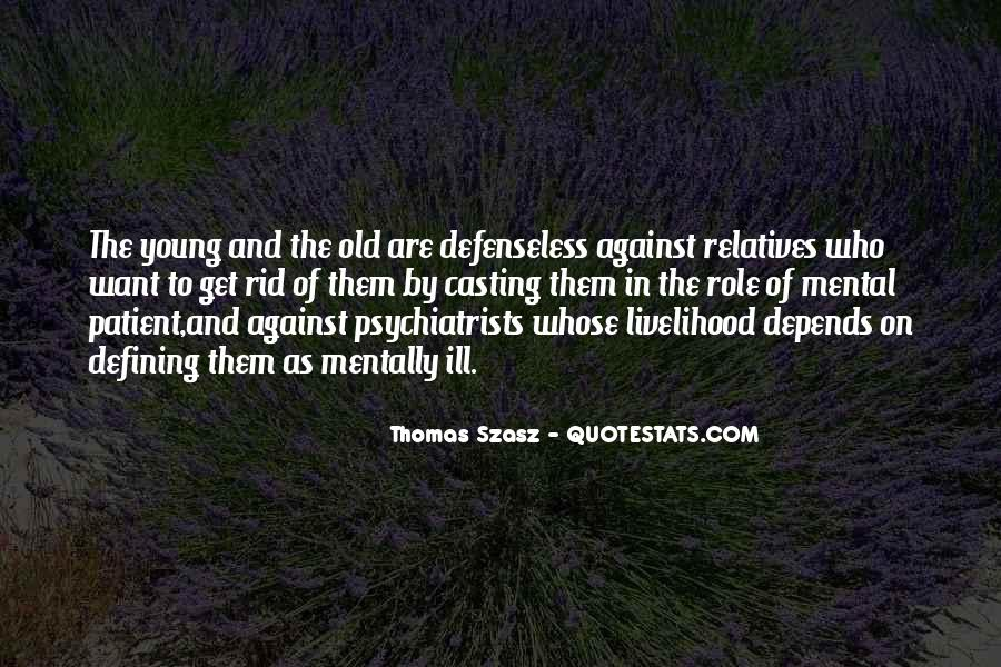 Quotes About Psychiatrists #599972
