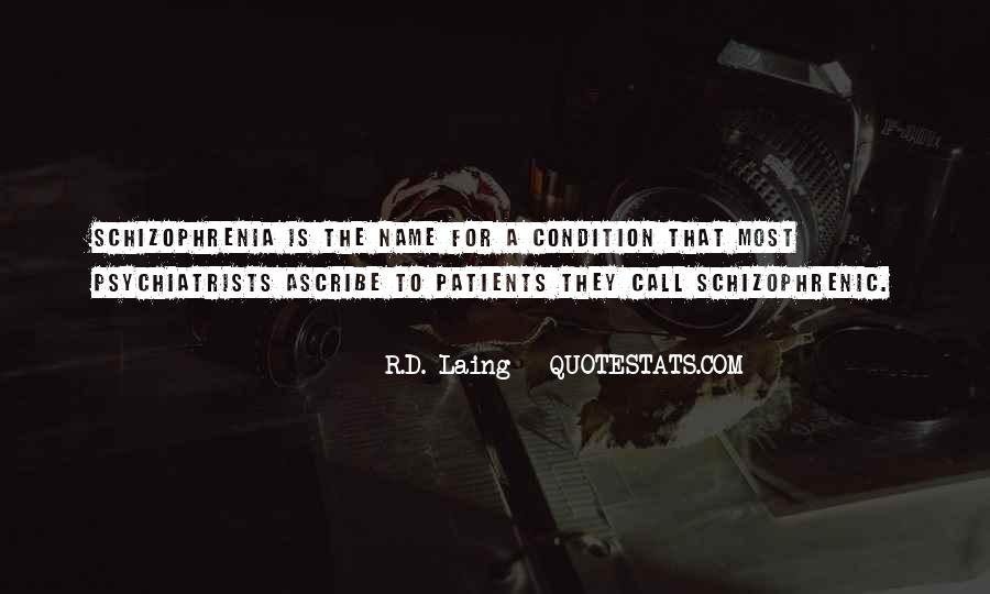Quotes About Psychiatrists #620702