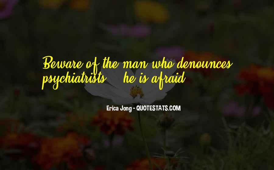 Quotes About Psychiatrists #865137