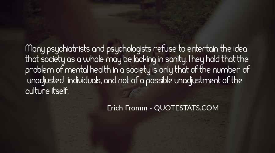 Quotes About Psychiatrists #936516