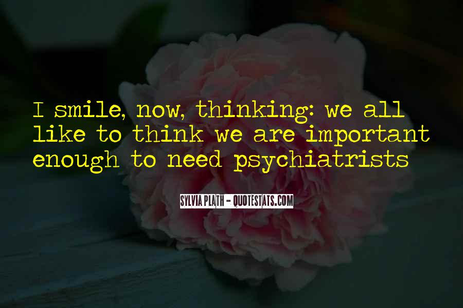 Quotes About Psychiatrists #956781