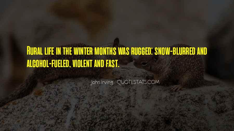 Quotes About Winter And Snow #1146851