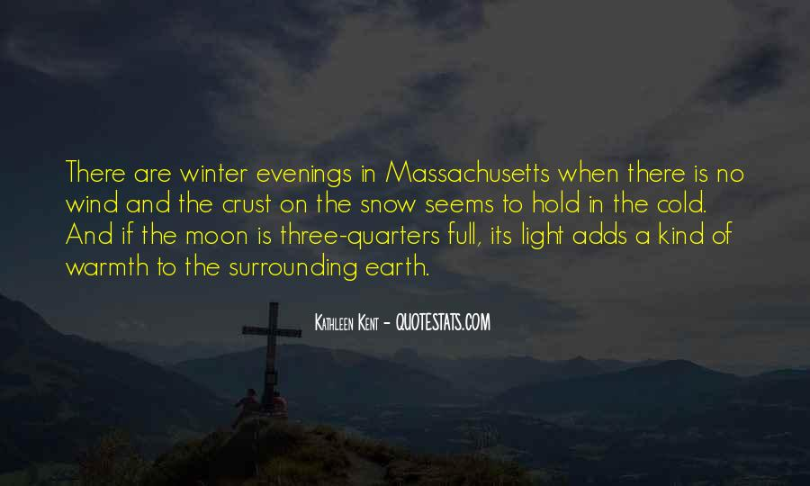 Quotes About Winter And Snow #1151727