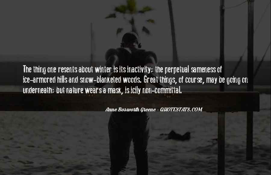 Quotes About Winter And Snow #1227302