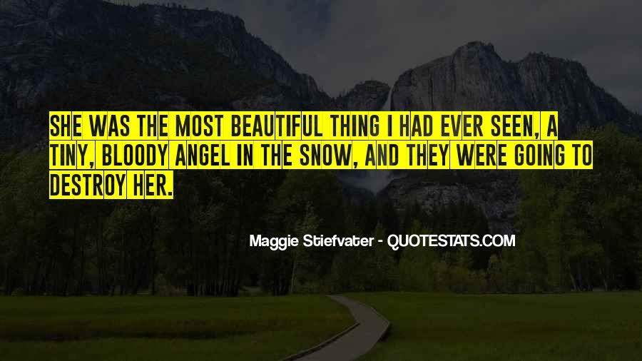 Quotes About Winter And Snow #172387
