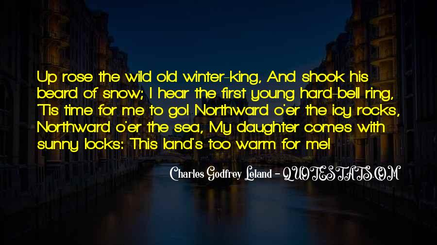 Quotes About Winter And Snow #206179