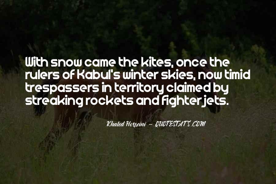 Quotes About Winter And Snow #312488
