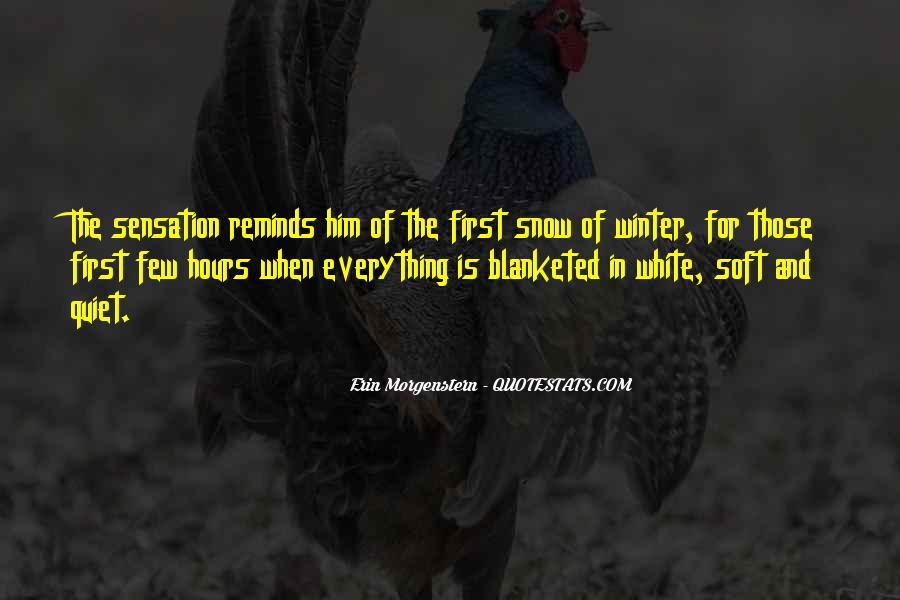 Quotes About Winter And Snow #405197