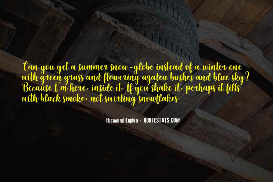 Quotes About Winter And Snow #504025