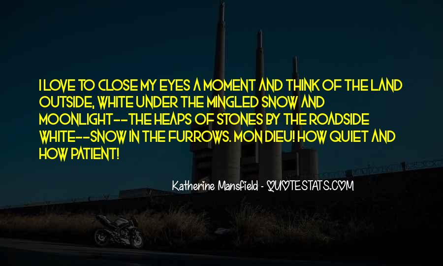 Quotes About Winter And Snow #63379
