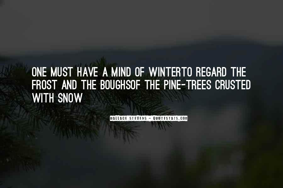 Quotes About Winter And Snow #69804